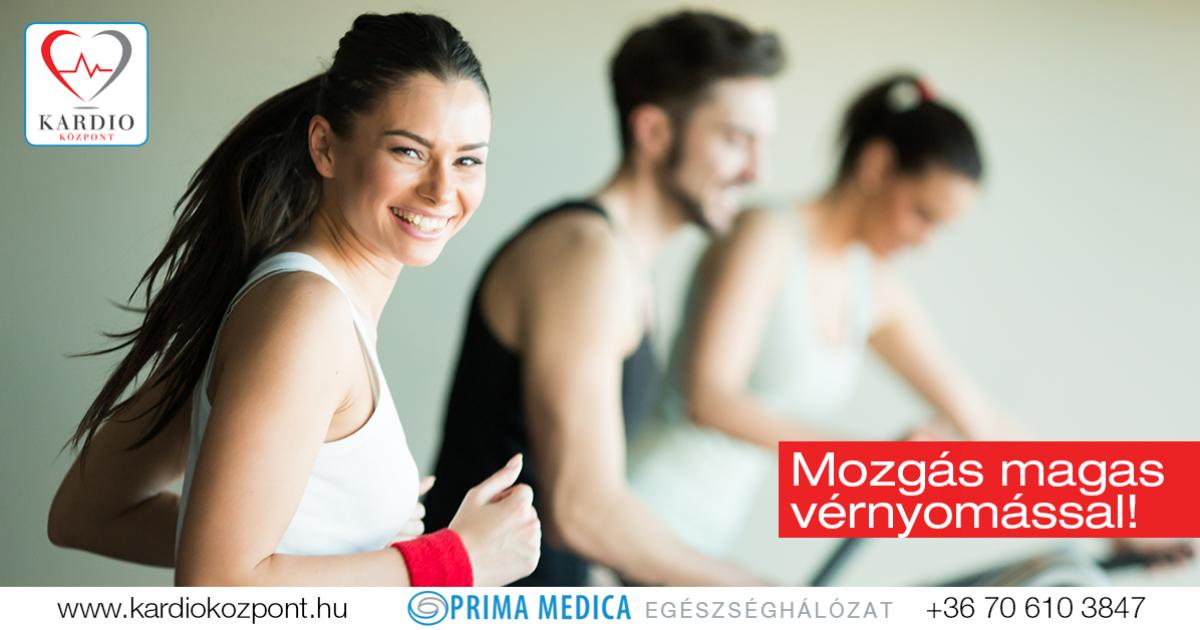 milyen fizikai aktivitások vannak a magas vérnyomás esetén