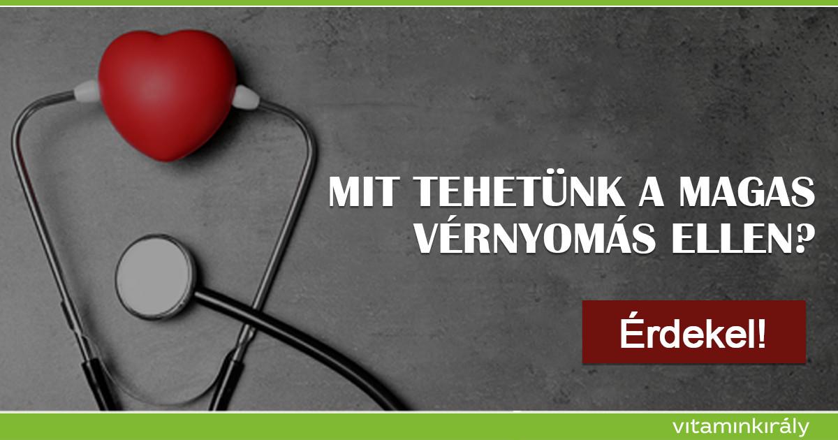 új a magas vérnyomás elleni küzdelemről immortelle magas vérnyomásban