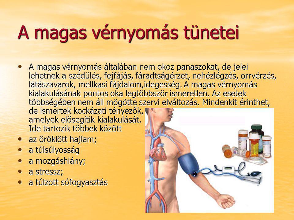 magas vérnyomás kongresszus mit mutat a készülék magas vérnyomás esetén
