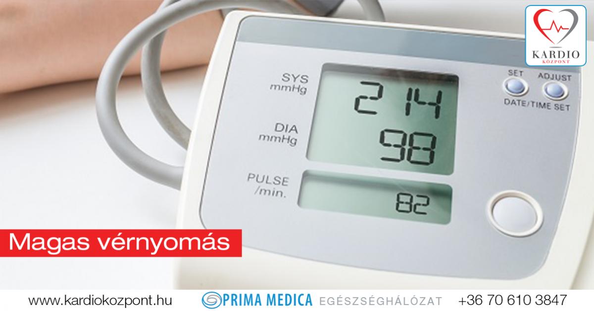 magas vérnyomás diéta 5