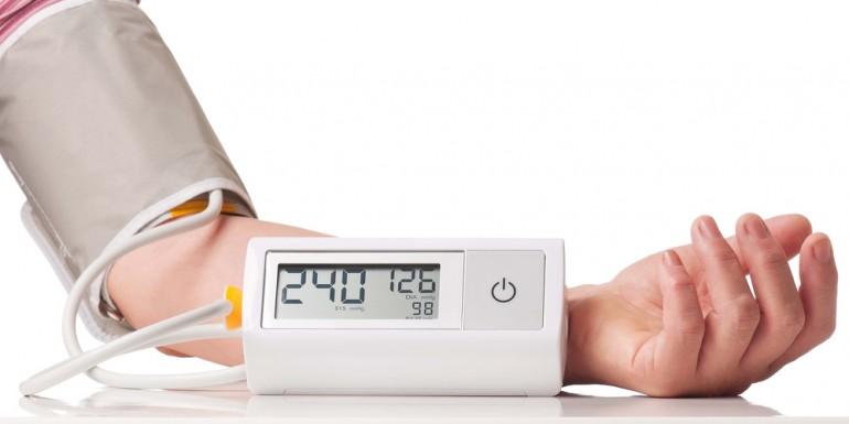 magas vérnyomás testhőmérséklet