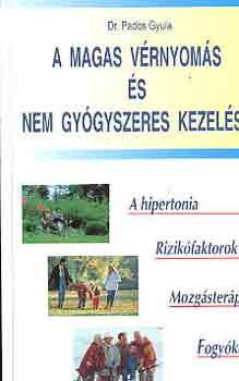 Magas vérnyomás kezelési folyóirat