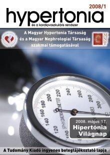 nephrológiai hipertónia mi írható fel magas vérnyomás esetén