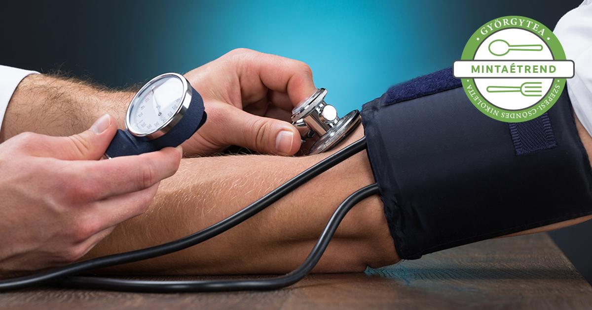 csengő magas vérnyomás kockázati fokú 4 magas vérnyomás