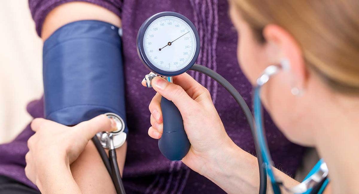 magas vérnyomás mély légzés
