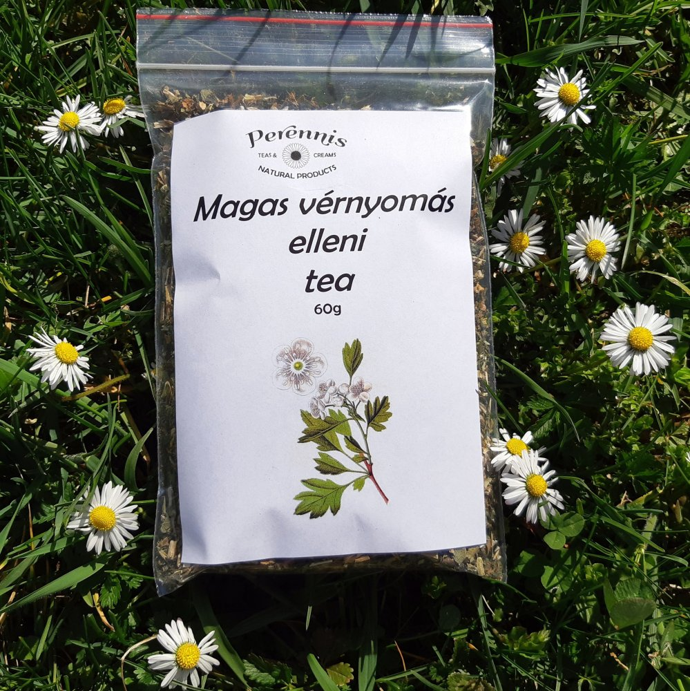 növény magas vérnyomás ellen