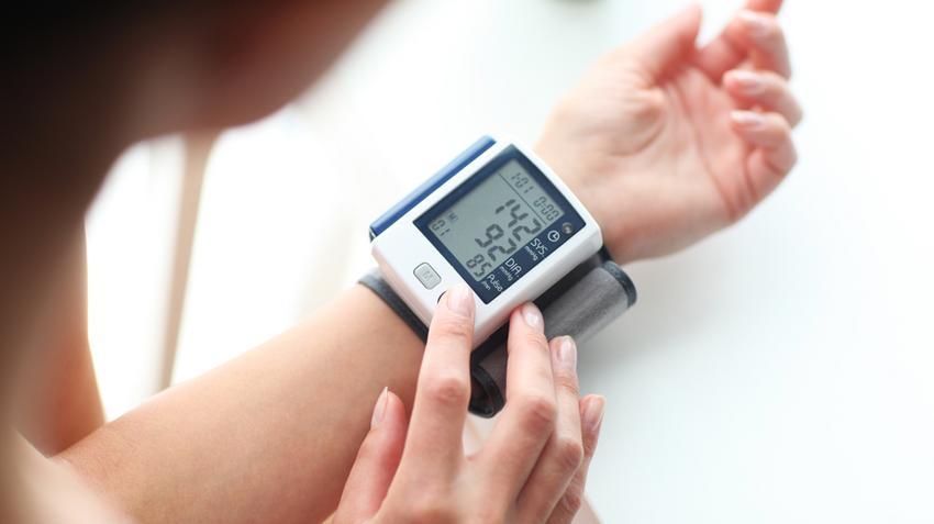figyelje a magas vérnyomás mértékét