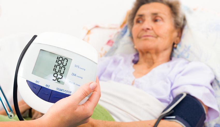Natalia Zemnaya és a magas vérnyomás