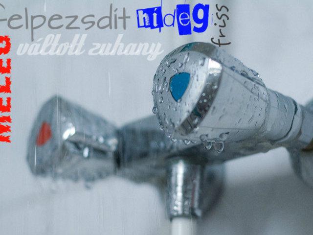 hideg víz és magas vérnyomás