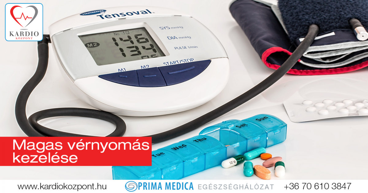 magas vérnyomás legutóbbi kezelések