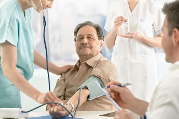 magas vérnyomás elleni gyógyszerekkel történő kezelés