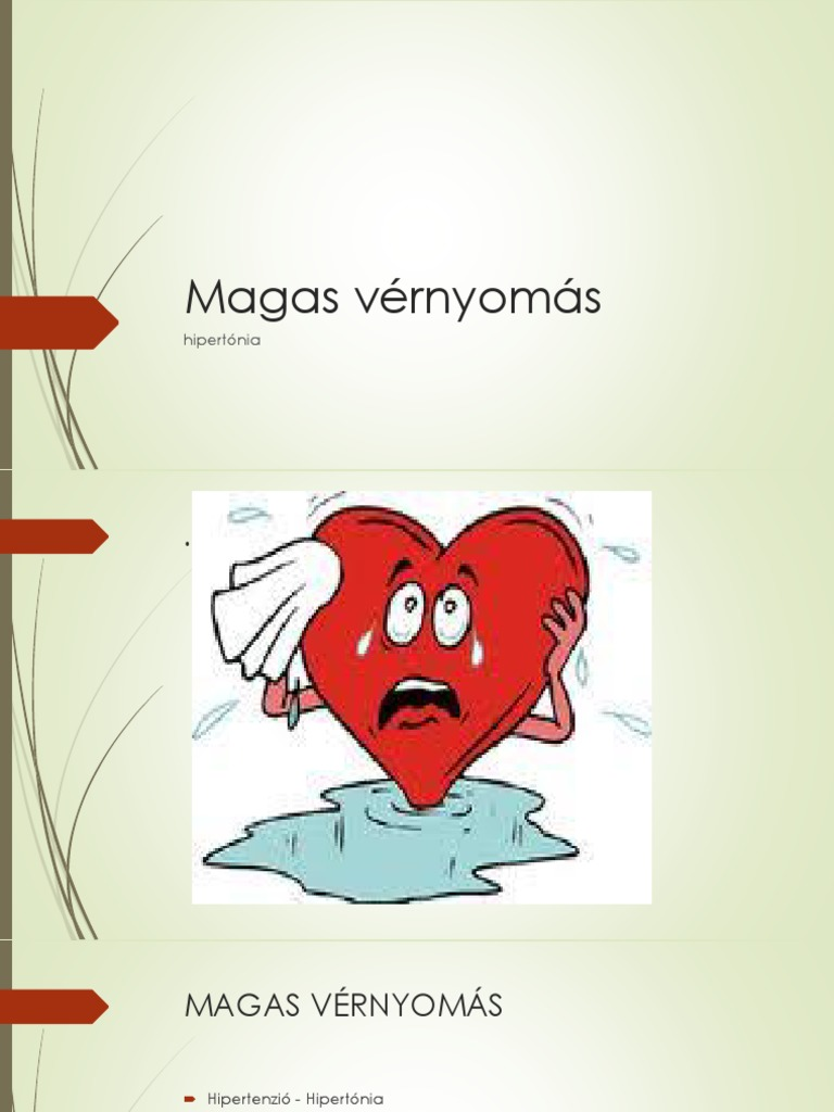 magas vérnyomás monoterápia kezelése emberi örökletes betegség magas vérnyomás