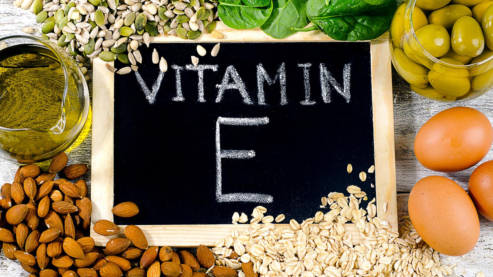 E-vitamin hatása | Antioxidáns és magas vérnyomás ellen is jó (1.)