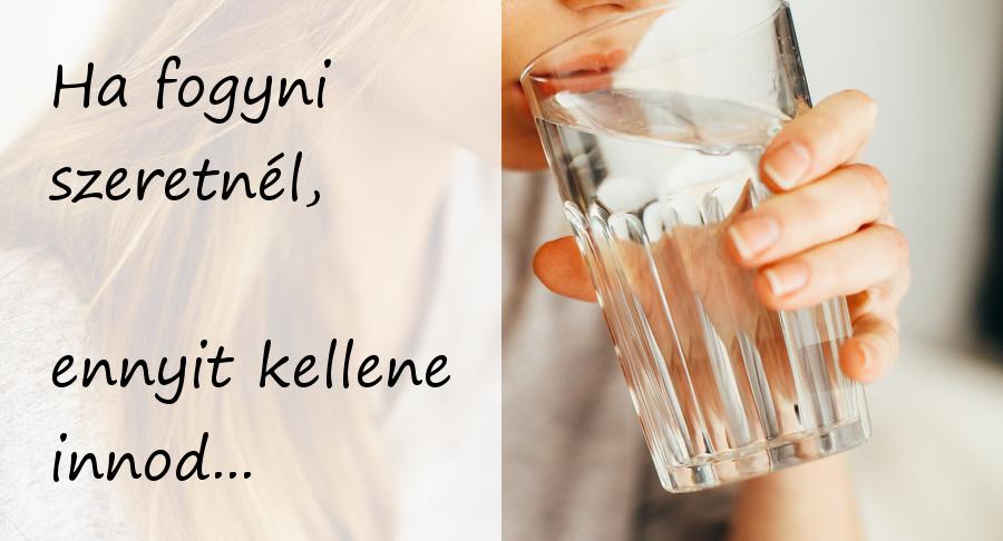 magas vérnyomás esetén mennyi vizet lehet inni naponta