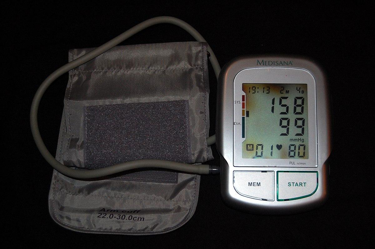 yarsagumba magas vérnyomás esetén a magas vérnyomás blokádja