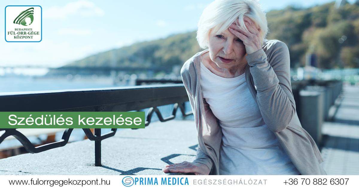 hipertóniával szédül az emberi test aktív pontjai a magas vérnyomástól