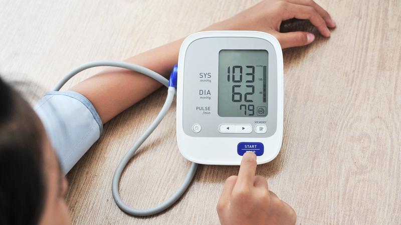 kímélve a magas vérnyomást