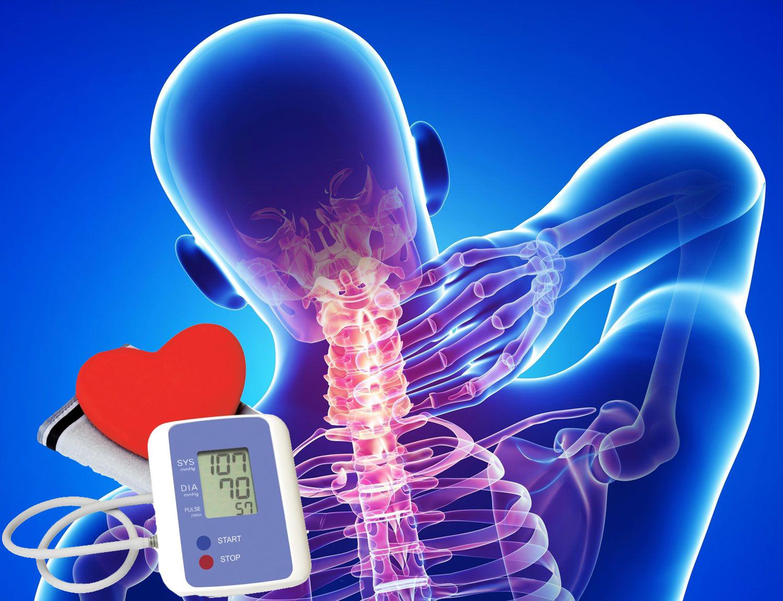 okozhatja a magas vérnyomást a nyaki osteochondrosis magas vérnyomás kezelésére ajánlott gyógyszerek