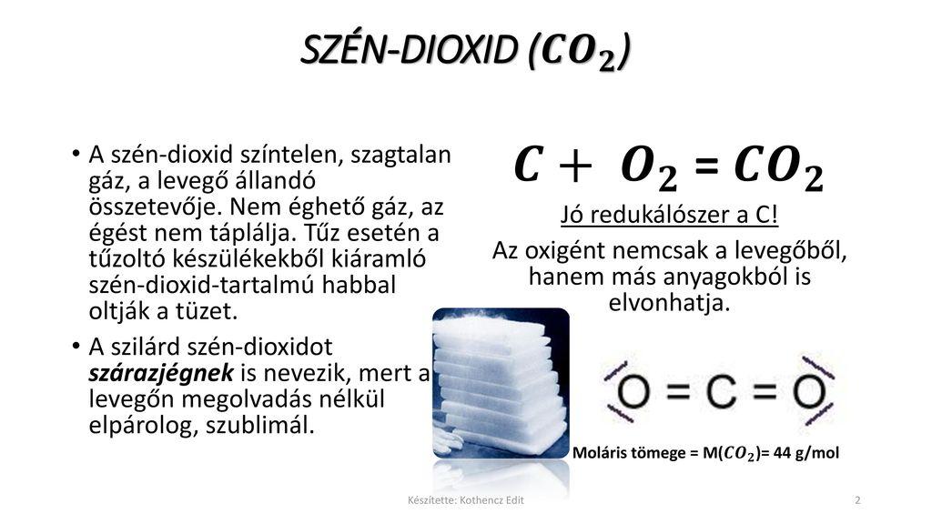 SZÉN-DIOXID MESSER