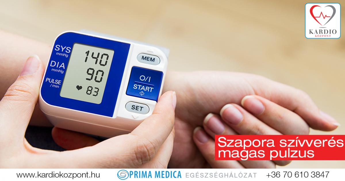 szívverés 80 magas vérnyomás mi a rosszindulatú magas vérnyomás