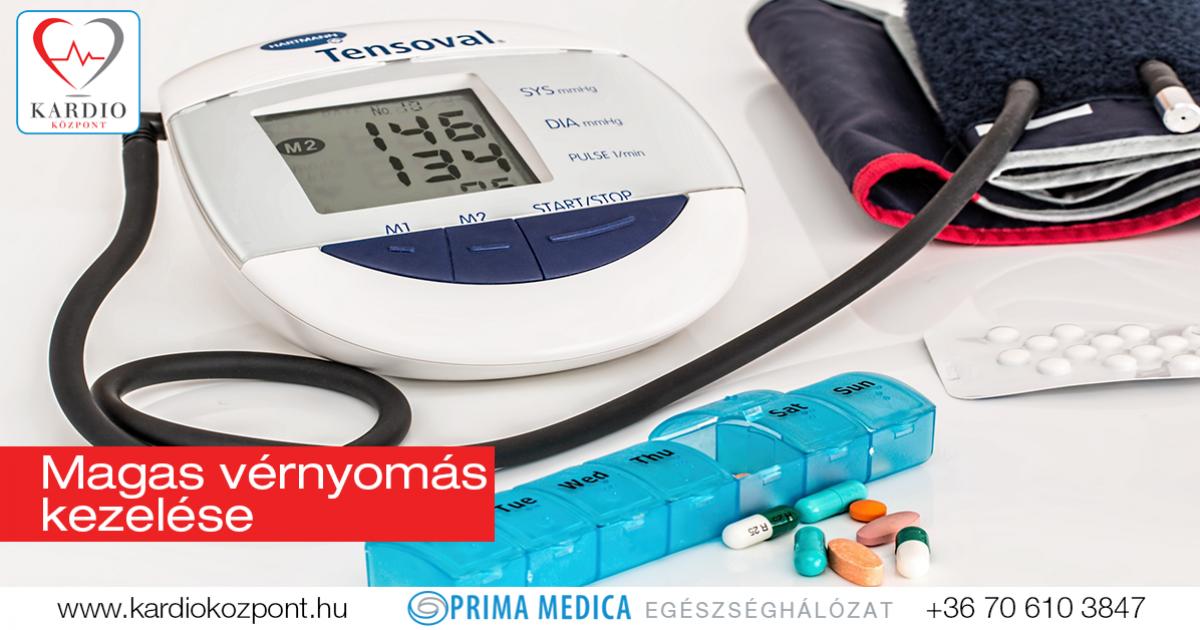 szóda alkalmazása a magas vérnyomás kezelésére