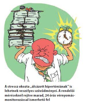 Szenilis hipertónia. A magas vérnyomás kezelése megelőzi a dementiát