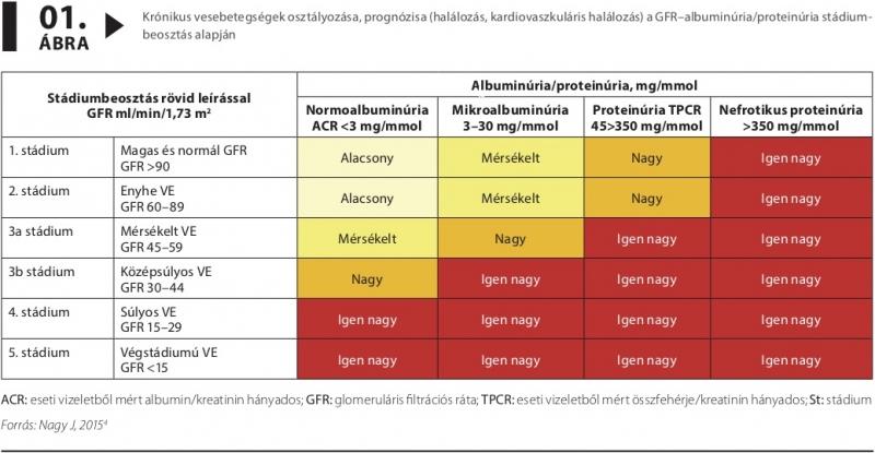 krónikus veseelégtelenséggel járó magas vérnyomás kezelése van egy magas vérnyomású répa